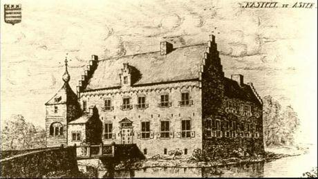 Kasteel Asten Heusden. Kasteeellandschap Asten L'histoire se répète Stichting behoud kasteelerfgoed Asten www.kasteelasten.nl