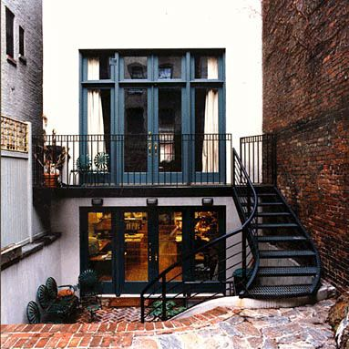 home exteriors - exterior, townhouse,  Upper East Side townhome   my dream home