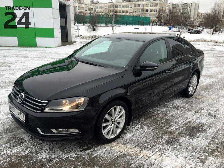 Trade-in24 продает #Volkswagen #Passat 2011года 1.4MТ (122л/с)  пробег 83000км цена 599000руб. +7(495)6380724