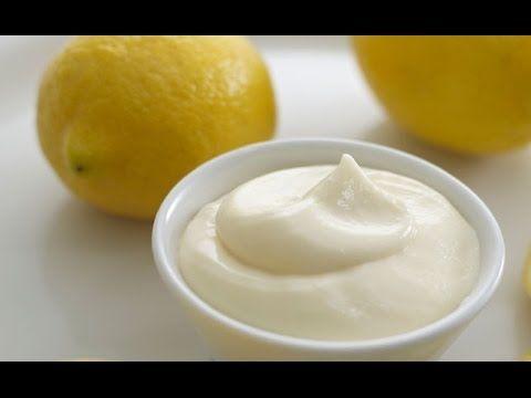 Como hacer mayonesasin huevo casera - Receta mayonesa caserafacil