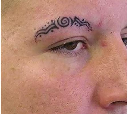 Top 10 Eyebrow Tattoo Designs You Can Try Right Now ...