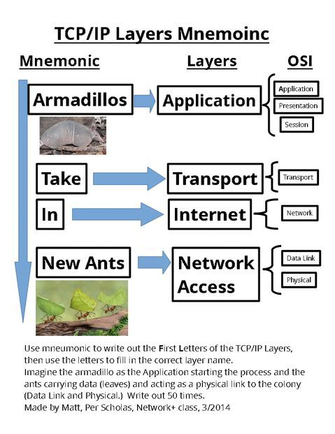 the tcp ip and osi networking models This article provides you with a primer on the tcp and osi models and presents some tricks to help remember them home articles cisco ccna routing and switching mastering the tcp and osi models by network we know from the tcp/ip model.