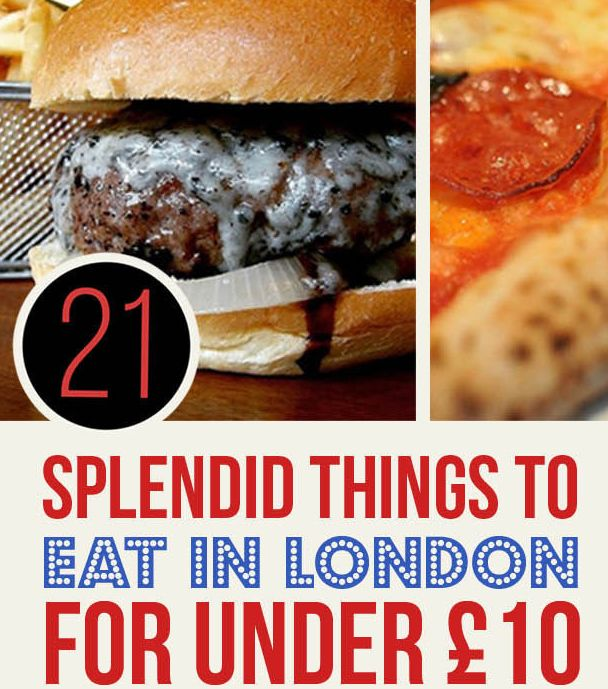 We've talked about cheap eats already. | What's The Best Thing To Do In London For Under £5?