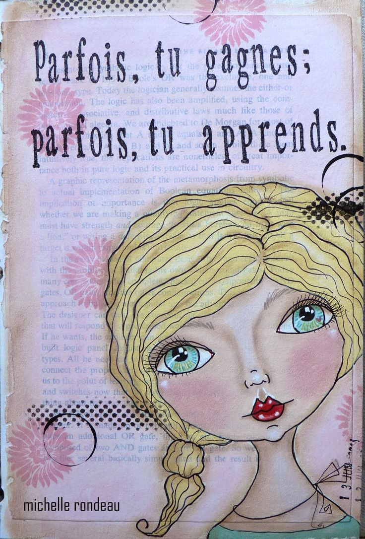 27 best mixmedia girl images on Pinterest | Faces, Mixed media faces ...