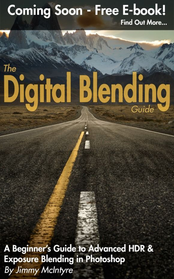 The Digital Blending Guide E-book Pack