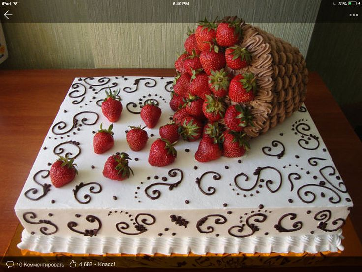 Amazing cake ( real simple ,but really nice)