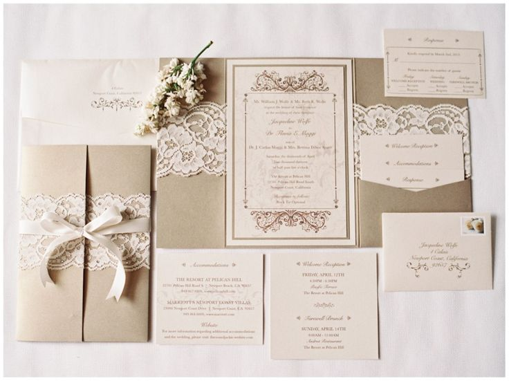 Details Details + Rachel Jane Couture Customized Stationery Giveaway! | Details Details - Wedding and Event Planning