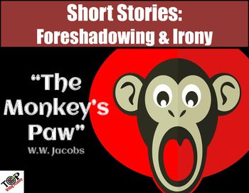 descriptive essays monkeys paw A mystical, magical monkey's paw that has the power to grant three wishes we  warn  ww jacobs managed to make a good living writing novels and short  stories, but he's most famous for this  guidelines for descriptive essay  character.