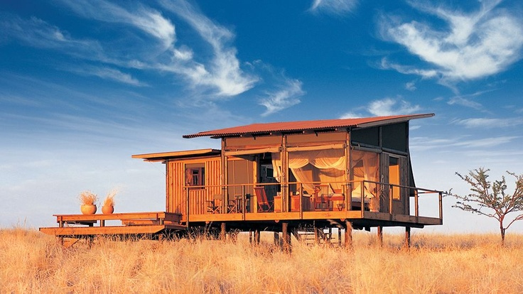 Wolwedans Dunes Lodge in Namibia.