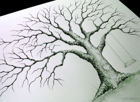 best 25 tree drawings ideas on pinterest trees drawing tutorial how to draw trees and how to draw nature