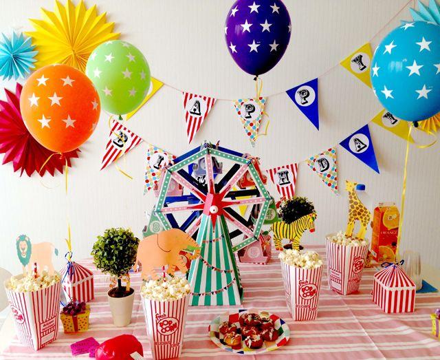簡単!かわいい!「キッズパーティー」-「「こどもの日」こそ開催しよう!男の子向けキッズパーティーを開くコツ」 - ノムコム with Kids