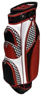 Greg Norman Check Mate Ladies Golf Bag