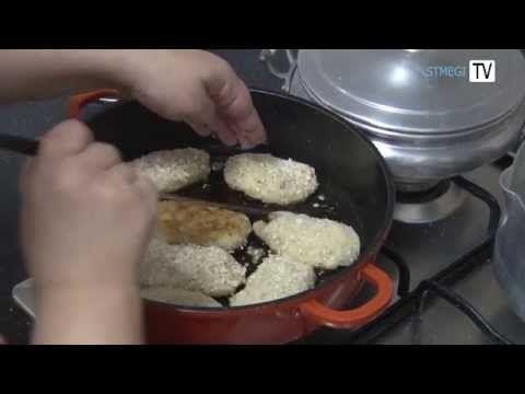 Горская кухня: блюда из Мацы. Картофельные котлеты - YouTube
