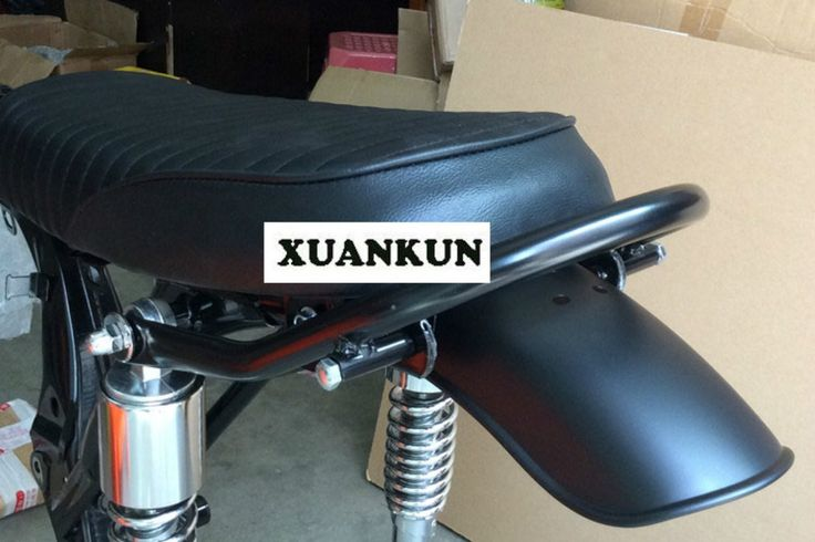 23.75$  Buy here - http://ali58k.shopchina.info/1/go.php?t=32799247198 - CG125 Motorcycle Retro Modification Tail U - Tube Tail Armrest Tailstock Shelf 23.75$ #magazineonline