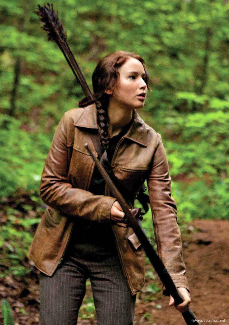Channel your inner Katniss if you're a Hero Archetype brand