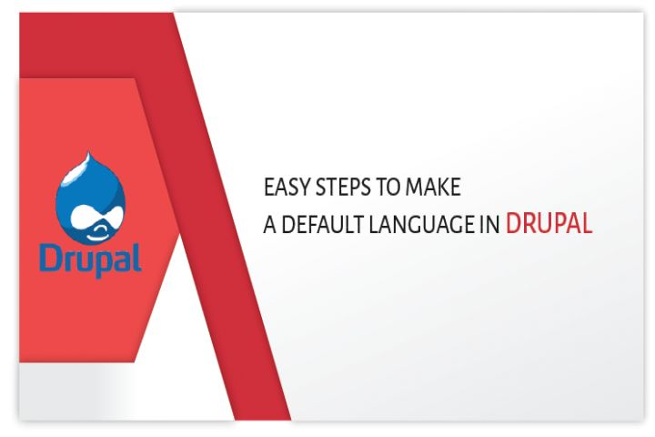 Sometimes we need to integrate other language than English and we have to make it as a default language. We can achieve this by using GTranslate Module in Drupal. Visit - http://www.attuneww.com/blogs/easy-steps-make-default-language-drupal.html