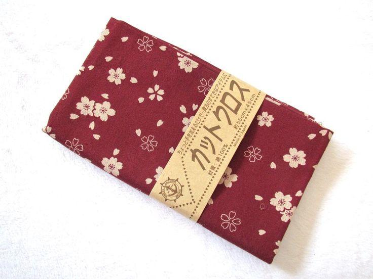 Tessuto giapponese di Summerlad su DaWanda.com