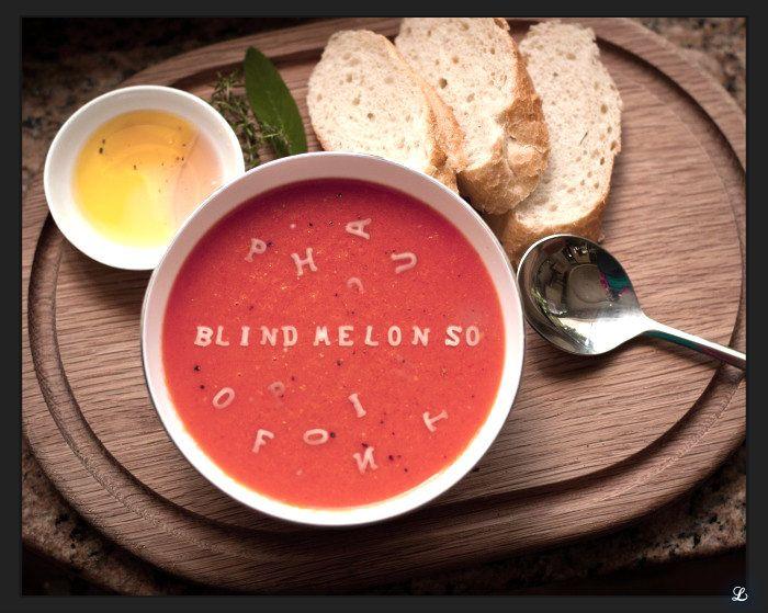 Blind melon live soup recipes