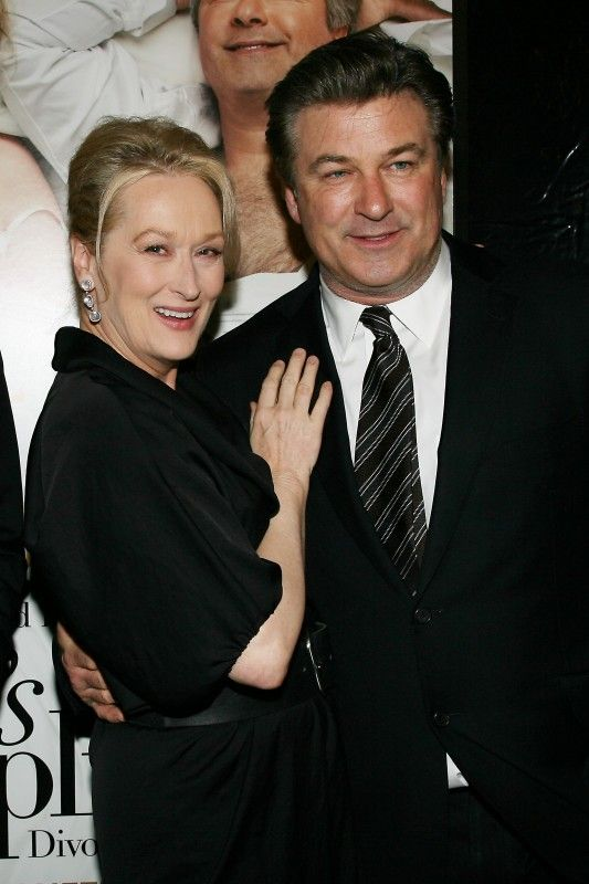 Meryl streep and alec baldwin
