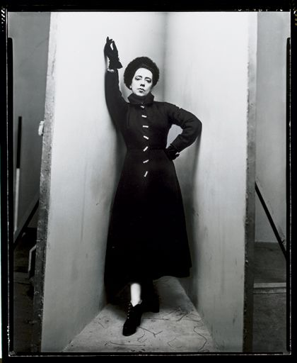 """Photographed by Irving Penn. """"Madder and more original than most of her contemporaries, Mme Schiaparelli is the one to whom the word 'genius' is applied most often,"""" Time magazine wrote of its cover subject in 1934.Coco Chanel once dismissed her rival as """"that Italian artist who makes clothes."""" (To Schiaparelli, Chanel was simply """"that milliner."""")"""
