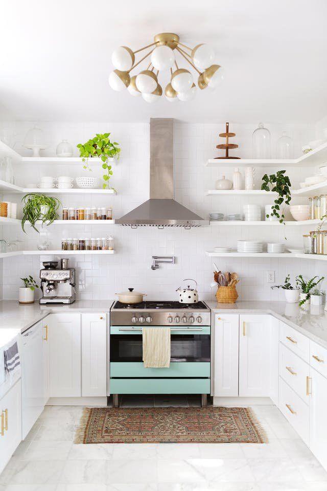 4 Ways To Create Your Own Pantry Modern Kitchen Design Mid Century Modern Kitchen Home Decor Kitchen