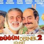 2015'te en çok izlenen film 'Düğün Dernek 2: Sünnet' oldu