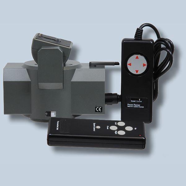 Elektronik Motor Schwenkneiger 360 Grad Infrarot Fernbedienung IR Pan Tilt Kopf / Motor Schwenkkopf / Motorschwenkkopf / Schwenk