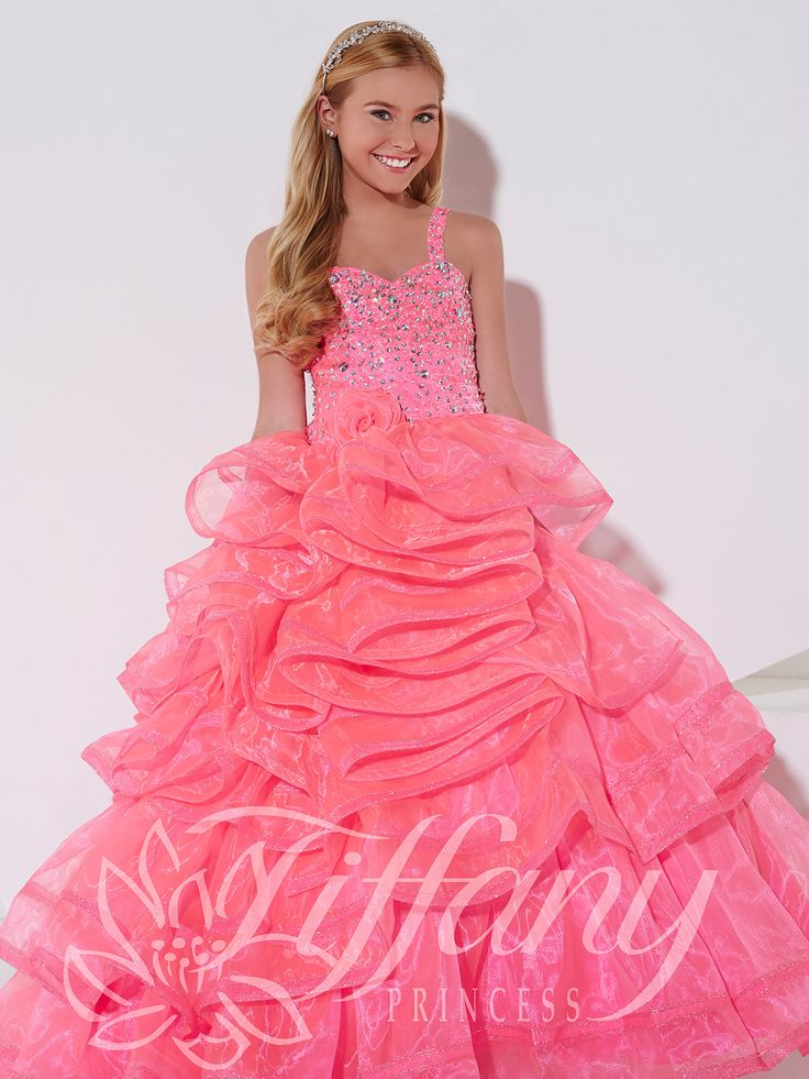 14 best Pageant Gowns images on Pinterest | Pageant gowns, Girls ...