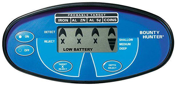 Amazon.com : Bounty Hunter QSIGWP Quick Silver Metal Detector with Pin Pointer : Hobbyist Metal Detectors : Garden & Outdoor