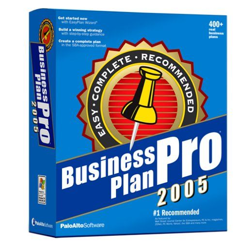 Palo Alto Business Plan Pro 2005 -   Software for professional and customizable business plans 400+ sample plans; instructions and examples at every step Easily exports to Word, Excel, PowerPoint, and Adobe PDF Built-in Plan Review ensures bullet-proof financials 2 expert business and marketing planning books included  Business... - http://softwaredownloaddeals.com/palo-alto-business-plan-pro-2005/ - http://softwaredownloaddeals.com/wp-content/uploads/2013/07/d1197_business_5