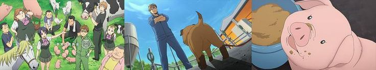 Gin no Saji (Silver Spoon) VOSTFR | Animes-Mangas-DDL