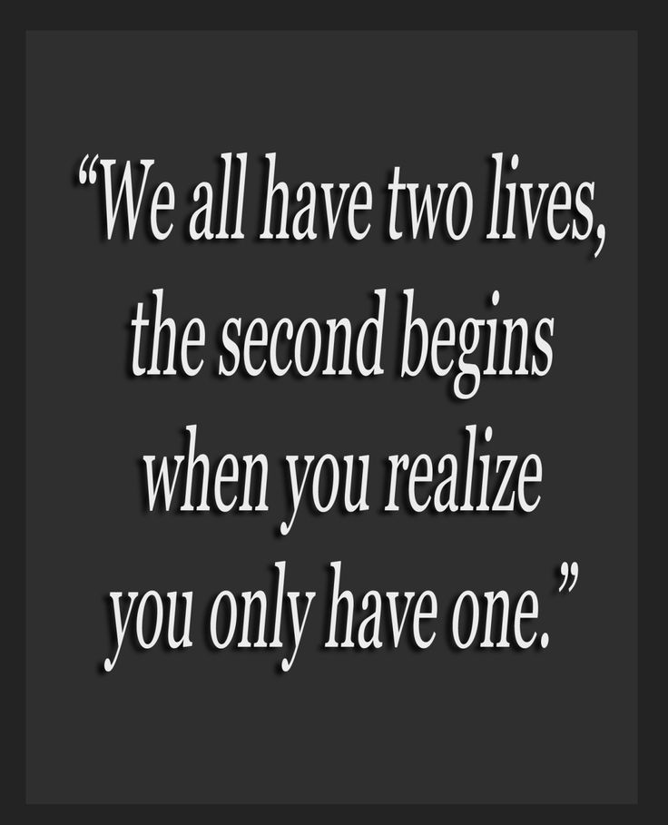 Inspiring life quote. (Thank you Tom Hiddleston!)
