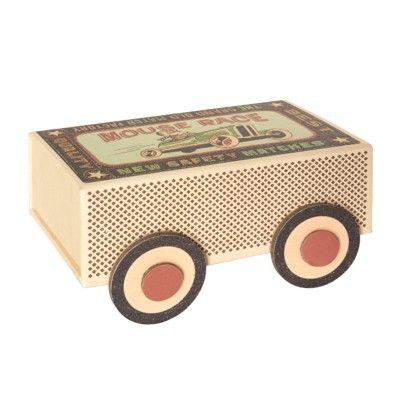 Lådbil till de små mössen - Maileg