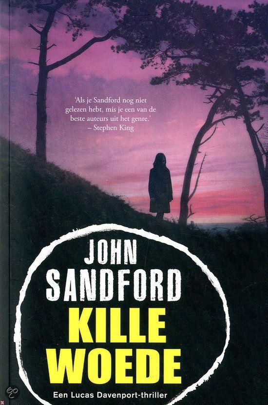 1/53 Kille woede - John Sandford