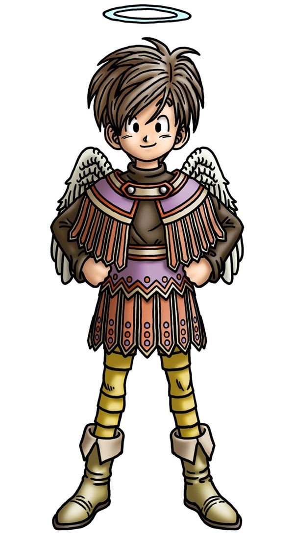 58 best dragon quest images on pinterest dragon quest dragons dragon quest ix sentinels of the starry skies art gallery containing characters concept art and promotional pictures aloadofball Images