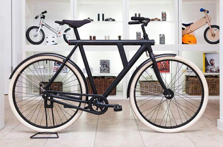 Smart Fahrrad von VanMoof