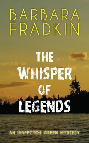 The Whisper of Legends (Inspector Green Mystery, #9)