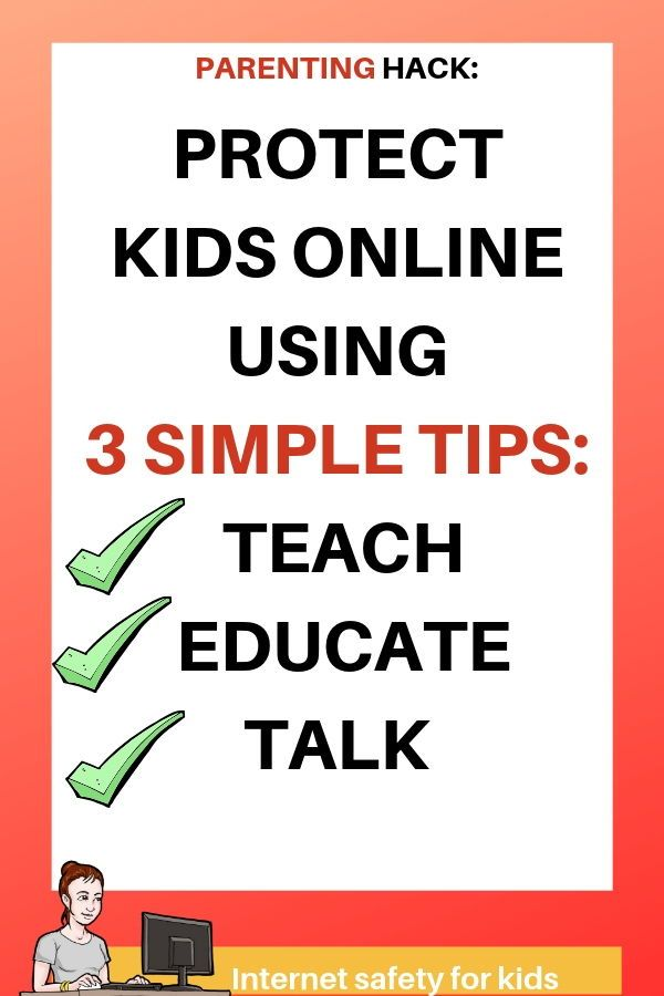 10 Things You Can Do Now To Keep Your Kids Safe Online Internet Safety For Kids Parenting Hacks Digital Parenting