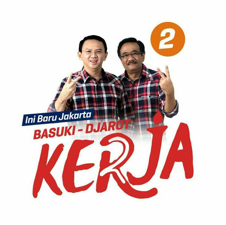 Ini Baru Jakarta - Basuki-Djarot 2 Kerja