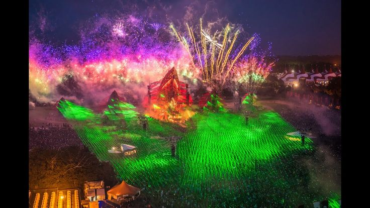 Defqon.1 Weekend Festival 2017 | Official Saturday Endshow