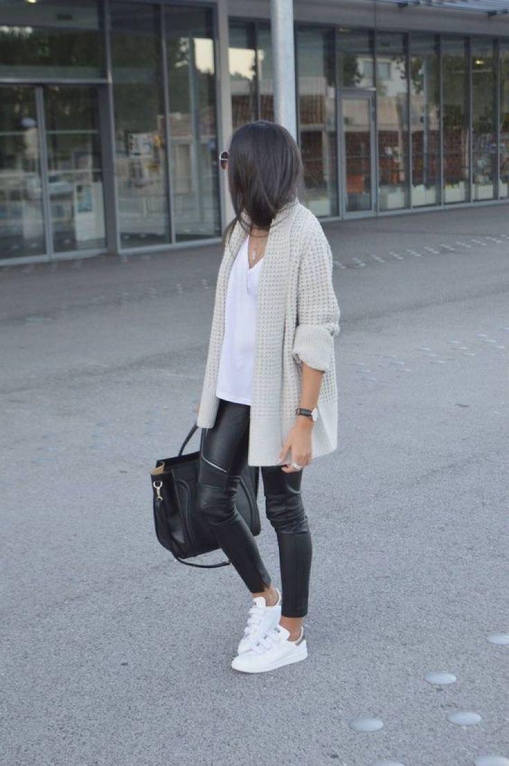 19 Looks Que Prueban Que Necesitas Un Par De Leggings De Cuero | Cut & Paste – Blog de Moda