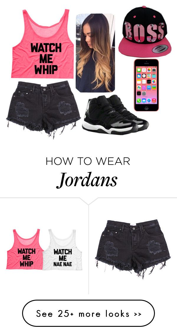 """Watch Me Whip"" by blueconverse1 on Polyvore featuring NIKE"