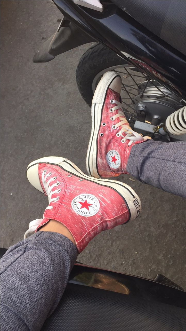 Converse product red allstar shoes chuck taylor