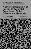 Numerical Solution of Partial Differential Equations: Finite Difference Methods