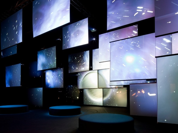 Projection stage design quicksets foscarini lampade illuminazione más