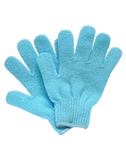 Boots Exfoliating Gloves