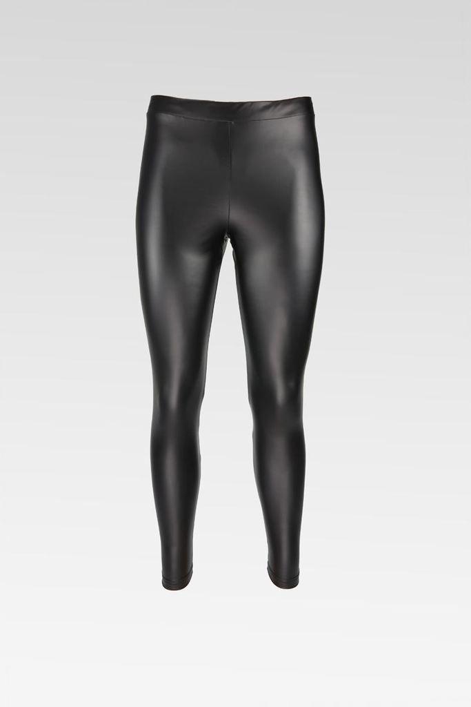 ميوري فيزون جلد اسود Leather Pants Leather Pants