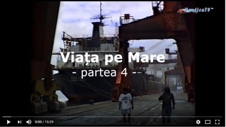 Viaţa pe mare – 16. 000 de mile maritime călare pe Breaza, pe trei continente – partea 4