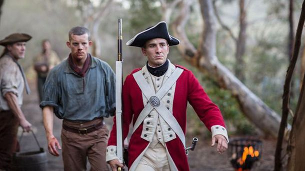 WATCH: 'Looking's Russell Tovey Stars in 'Banished' TV Series Trailer Banished #Banished