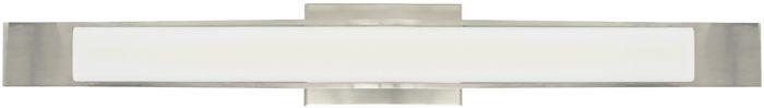 LBL Dover Contemporary Vanity Bathroom Lighting - LBL-DOVERBATH